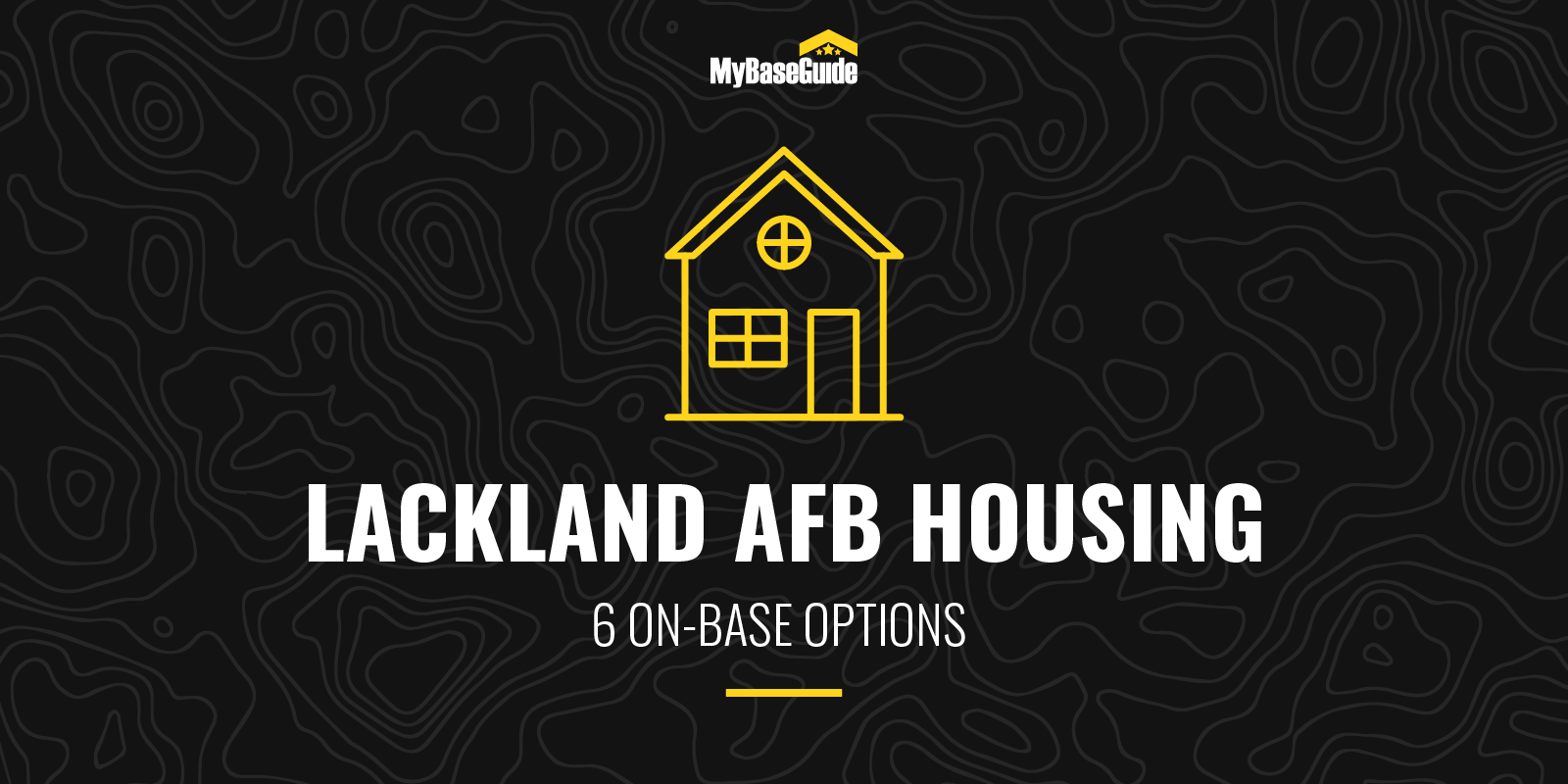 Lackland AFB Housing: 6 On Base Options