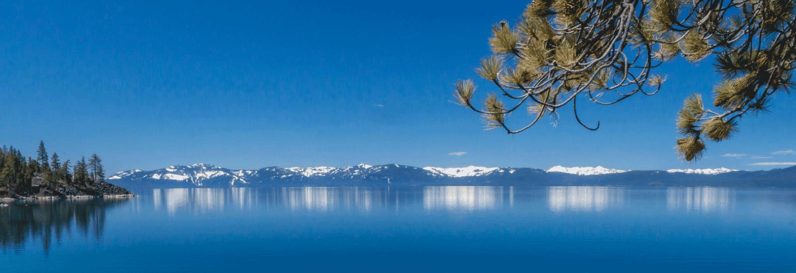 Lake Tahoe Recreational Lodging, California