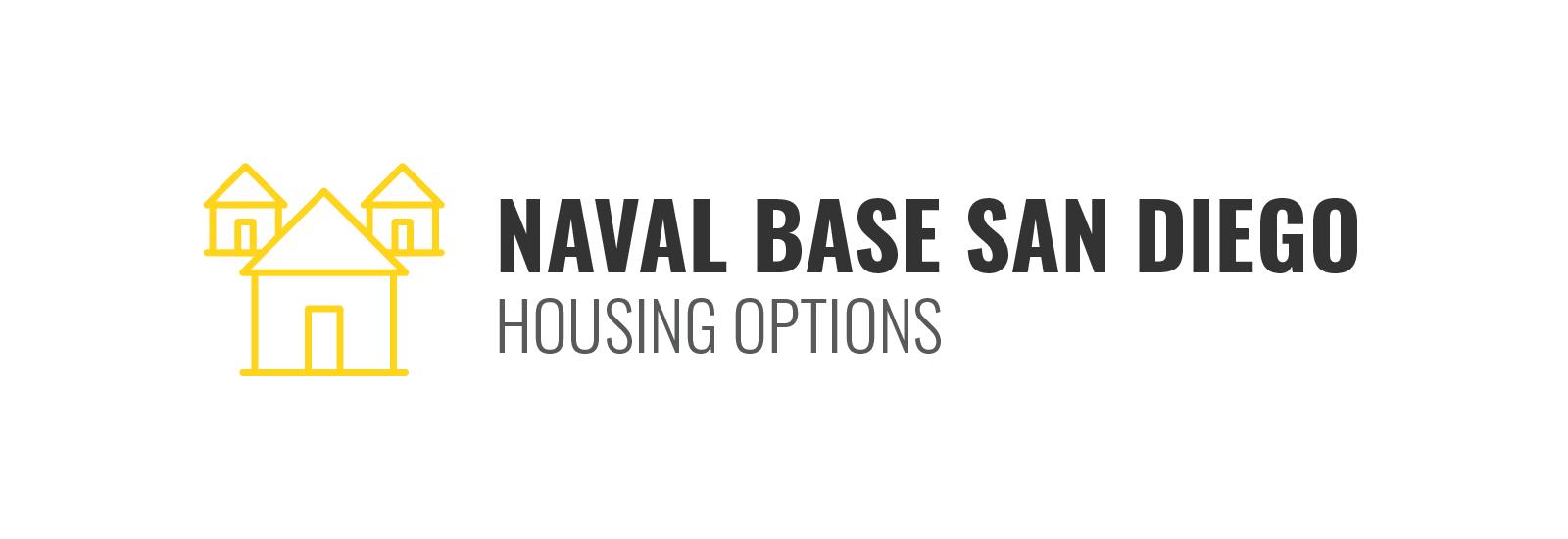 Naval Base San Diego Housing Options