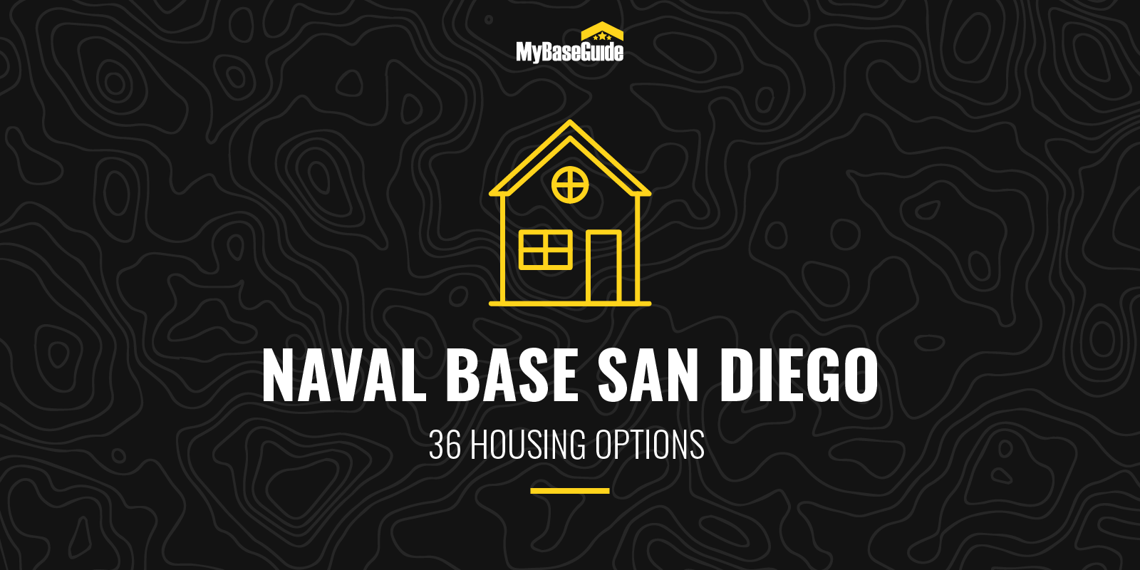 36 Naval Base San Diego Housing Options
