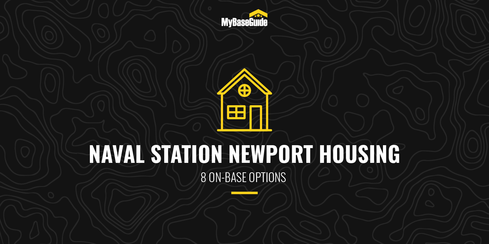 Naval Station Newport Housing: 8 On Base Options