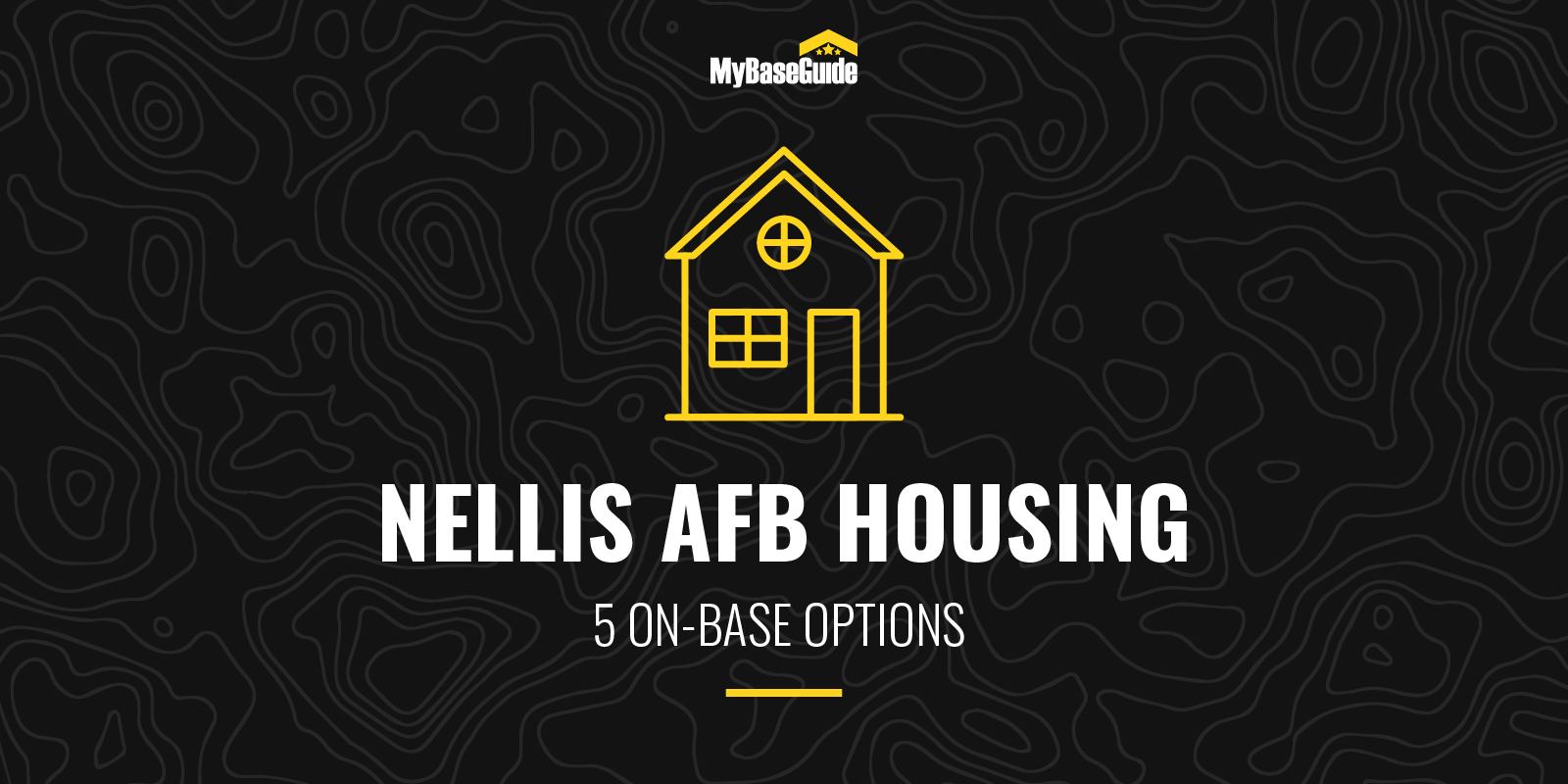 Nellis AFB Housing: 5 On Base Options