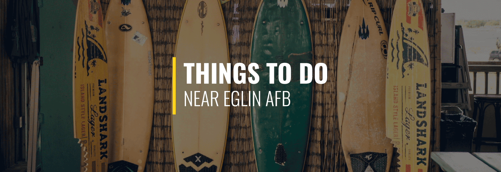 Things to Do Near Eglin AFB