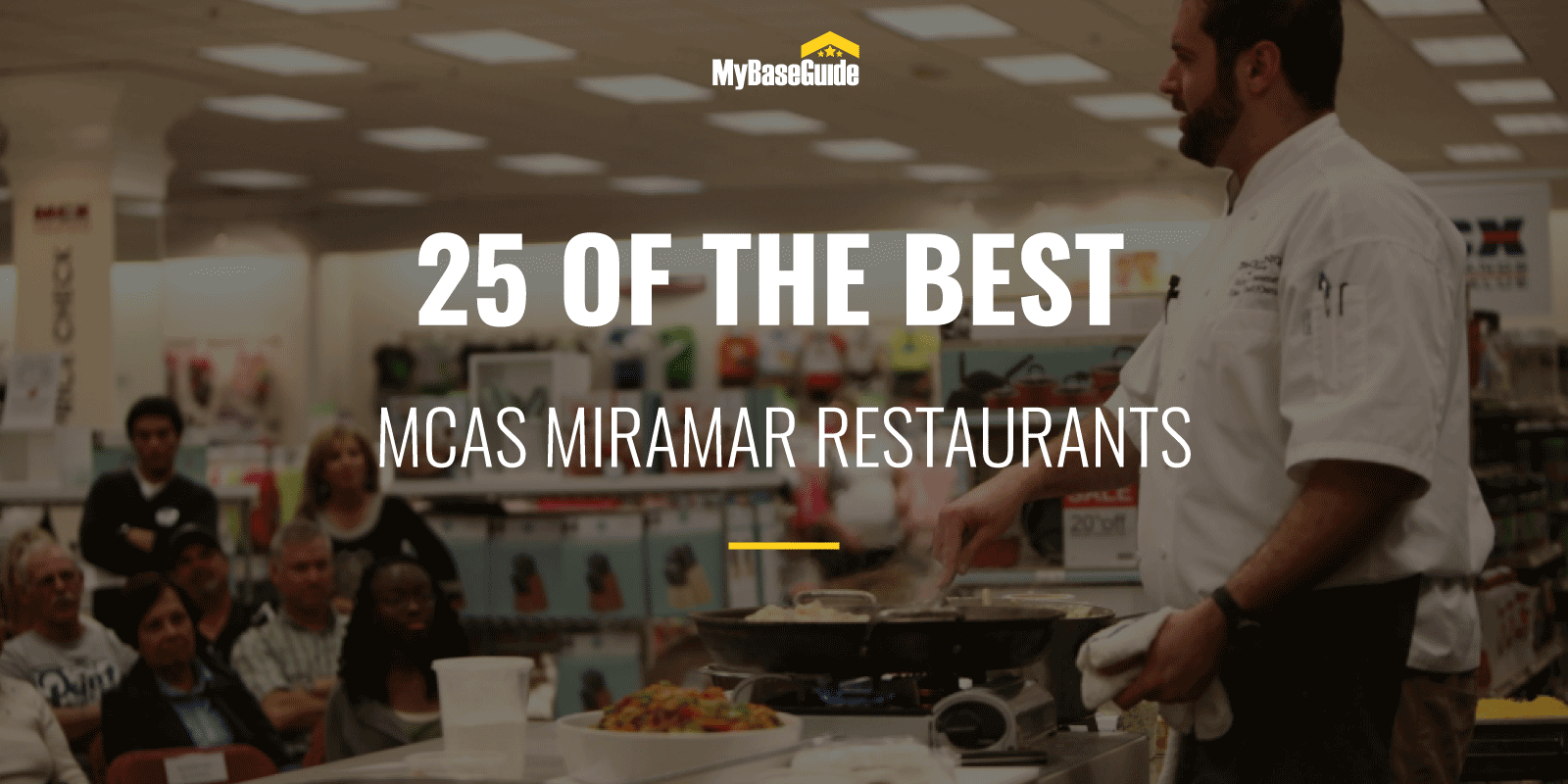 25 of the Best MCAS Miramar Restaurants