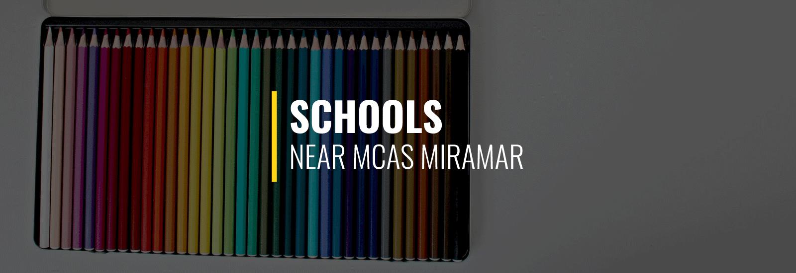 MCAS Miramar Schools