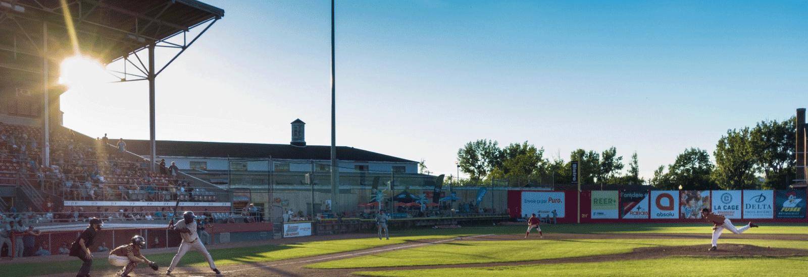 McCoy Stadium, Pawtucket, RI