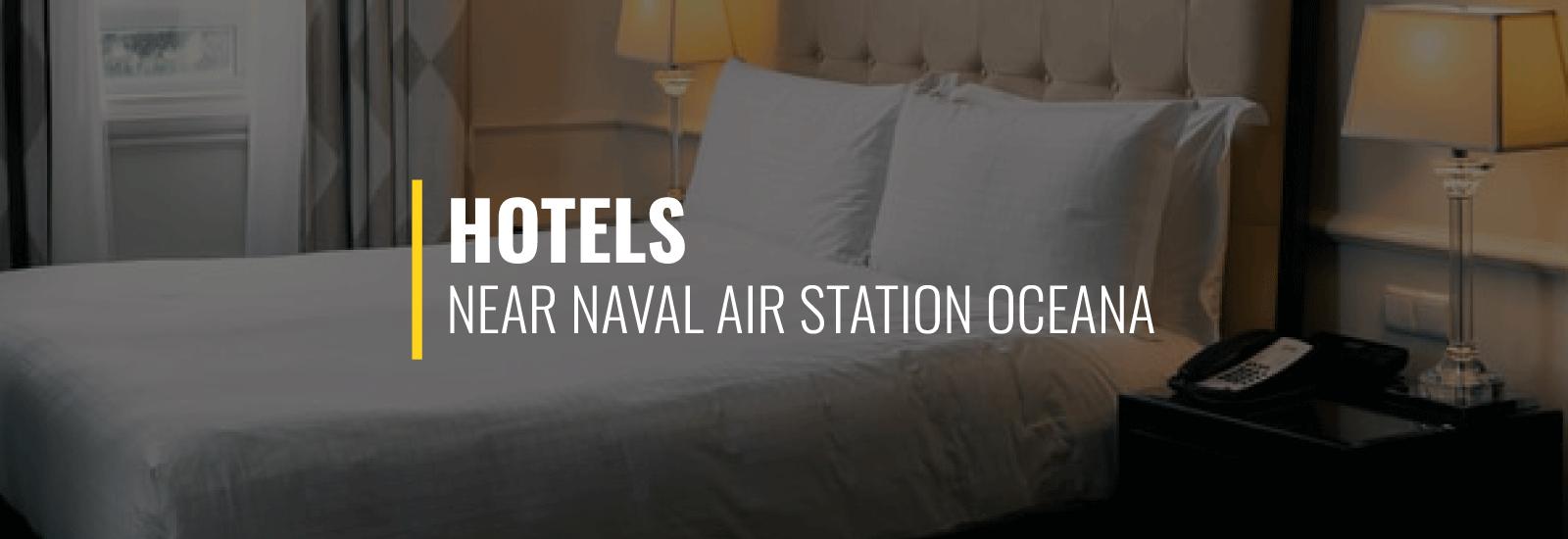 Hotels Near NAS Oceana, Virginia