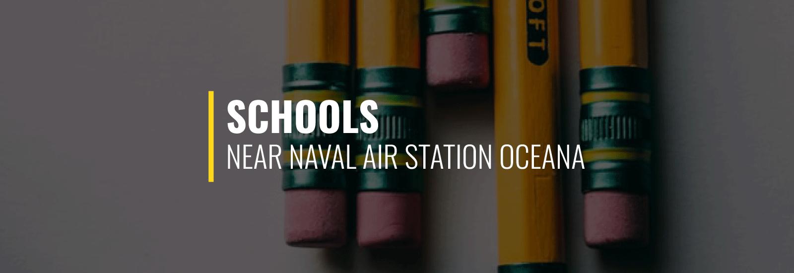 NAS Oceana Schools