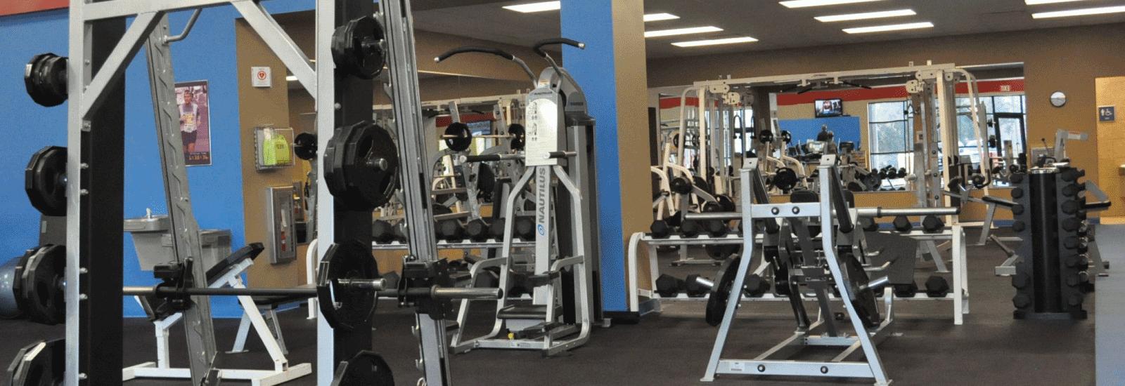 Redstone Arsenal Gym