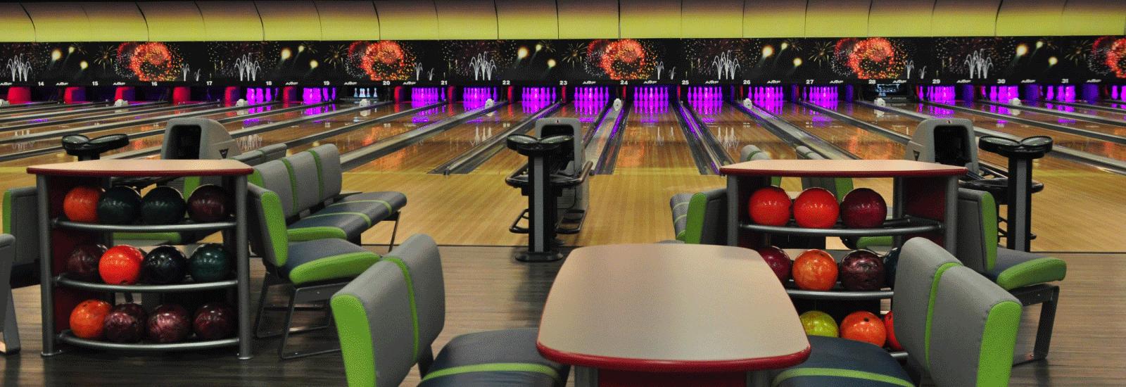 Redstone Arsenal Bowling Alleys