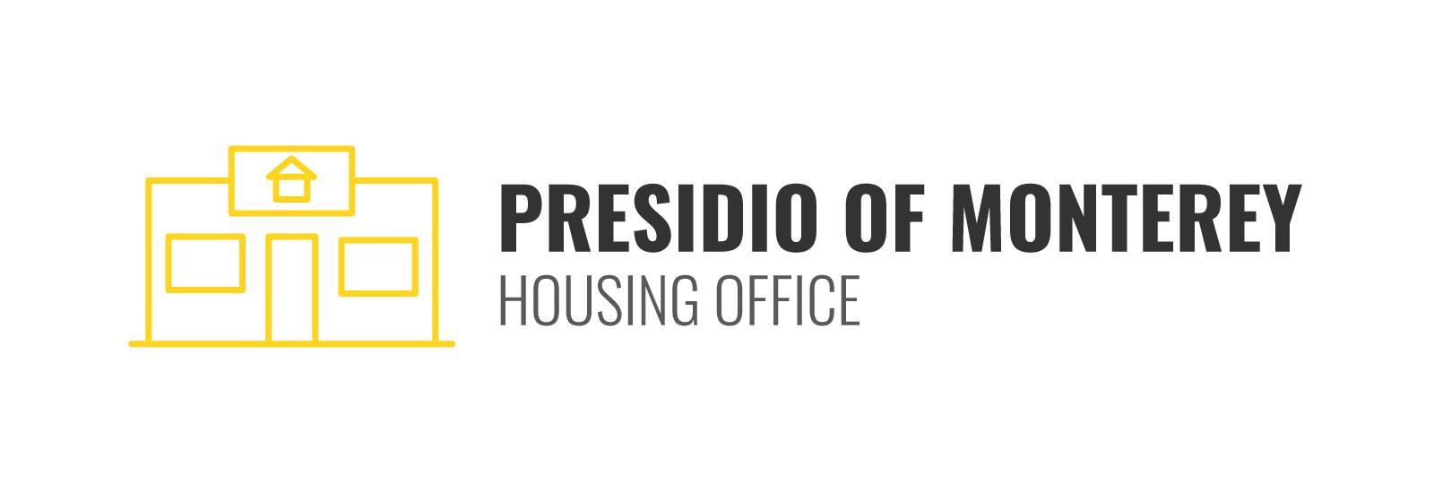 Presidio of Monterey Housing Office