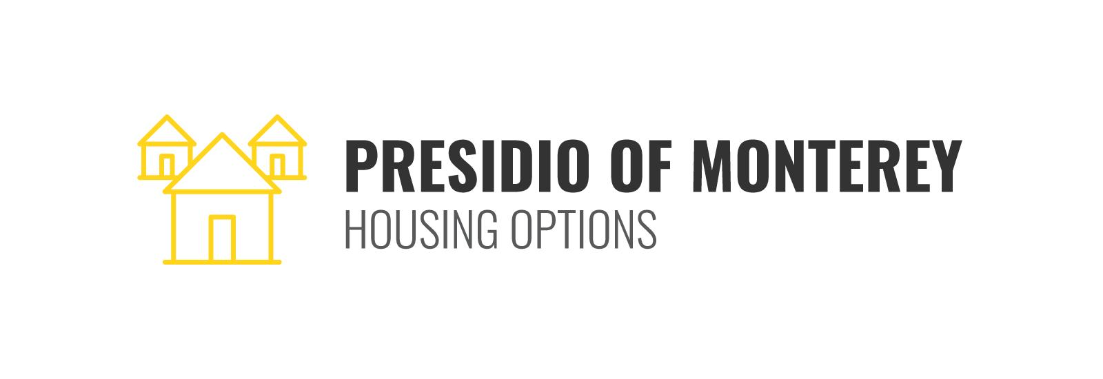 Presidio of Monterey Housing Options