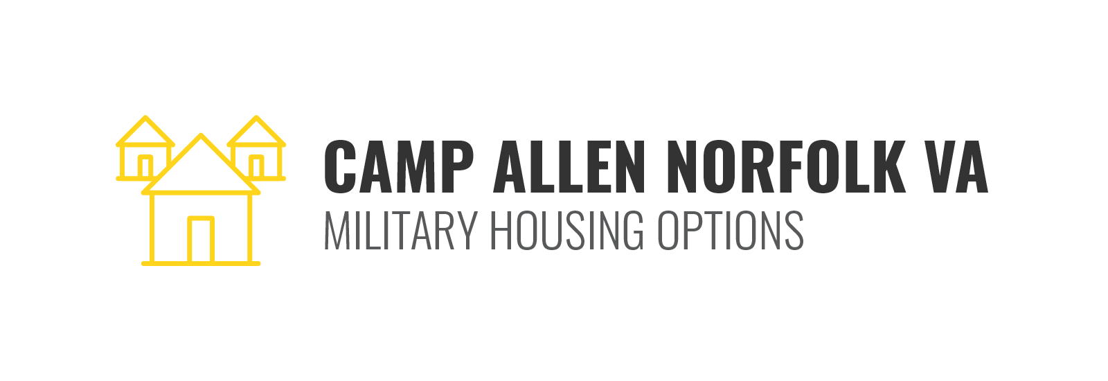 Camp Allen Military Housing Options