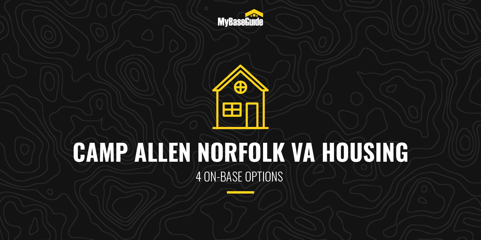 Camp Allen Norfolk VA Housing