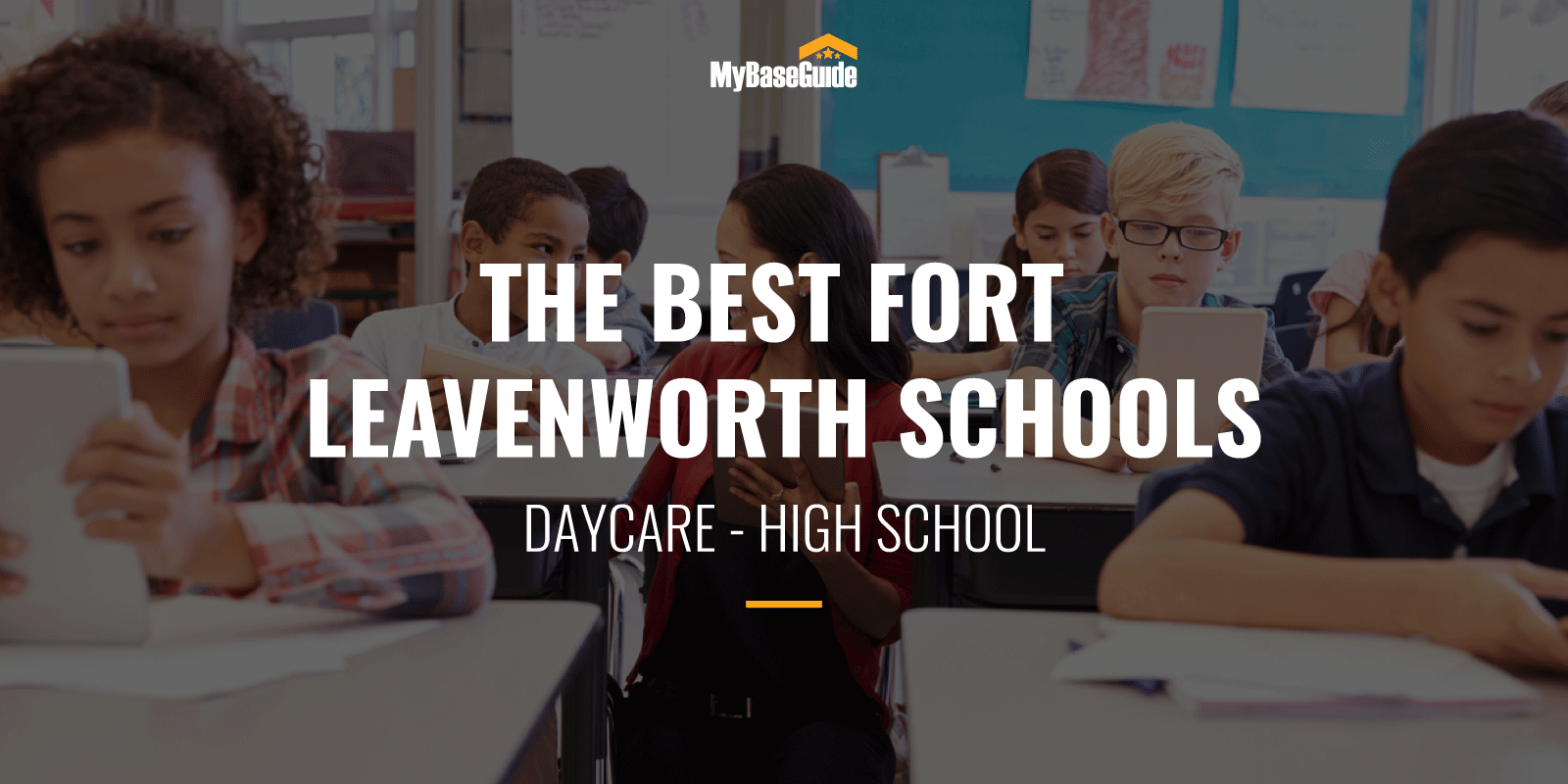 The Best Fort Irwin Schools: Daycare - High School