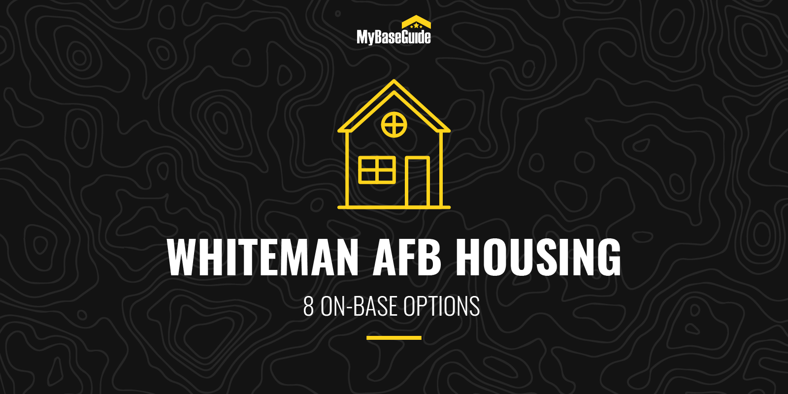 Whiteman AFB Housing: 8 On-Base Options