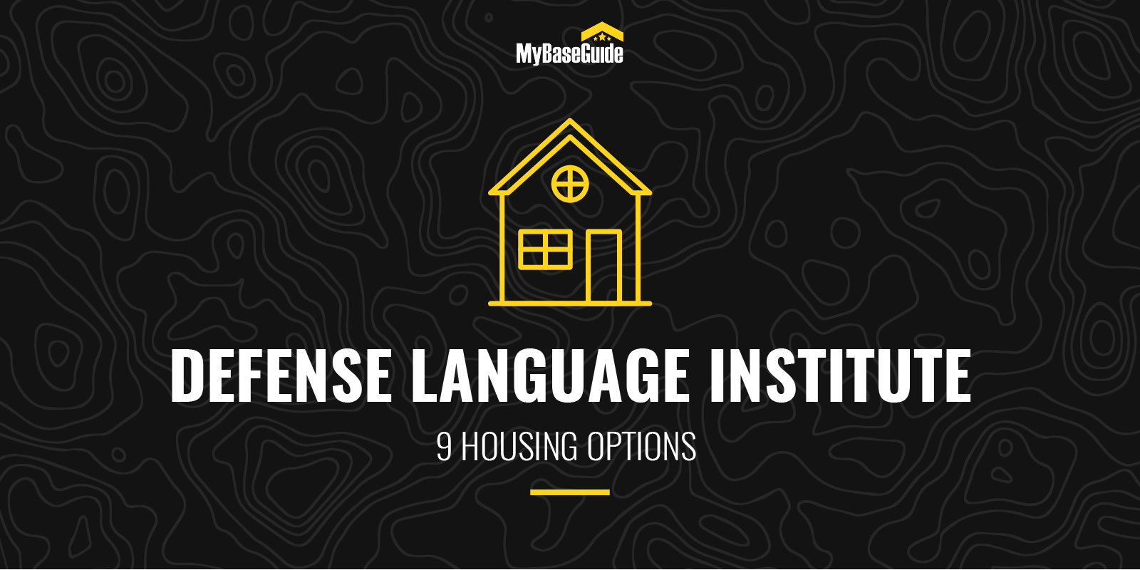 9 Defense Language Institute Housing Options