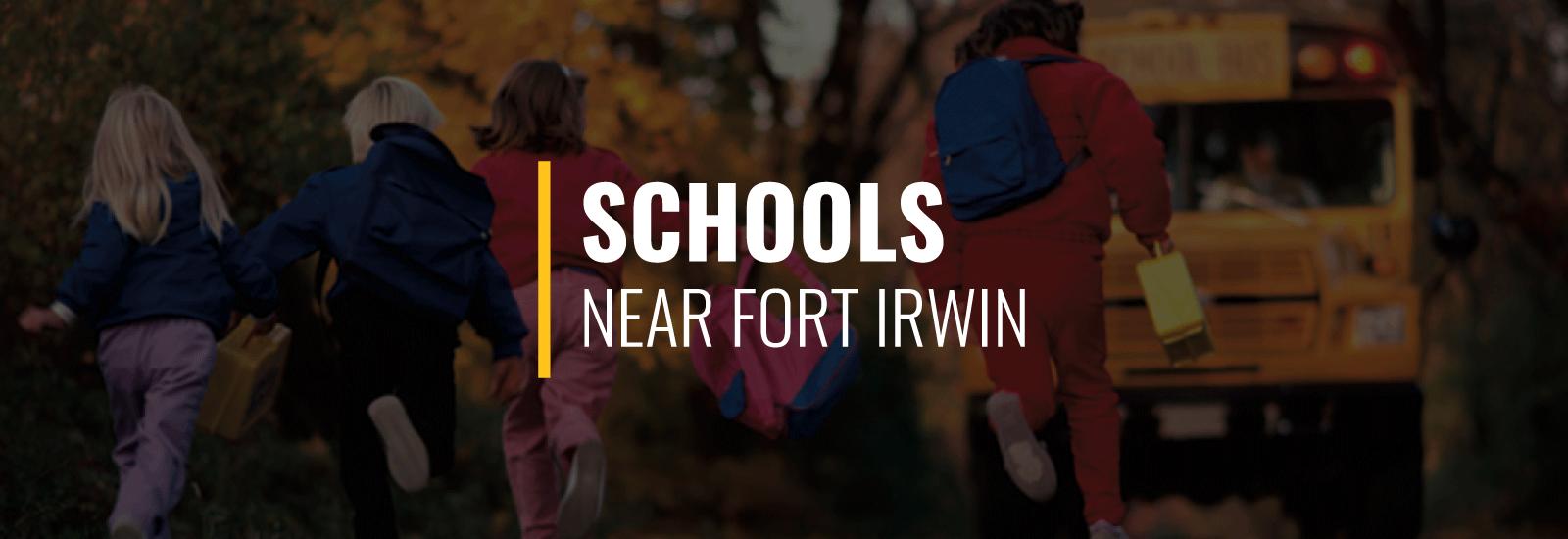 Fort Irwin Schools