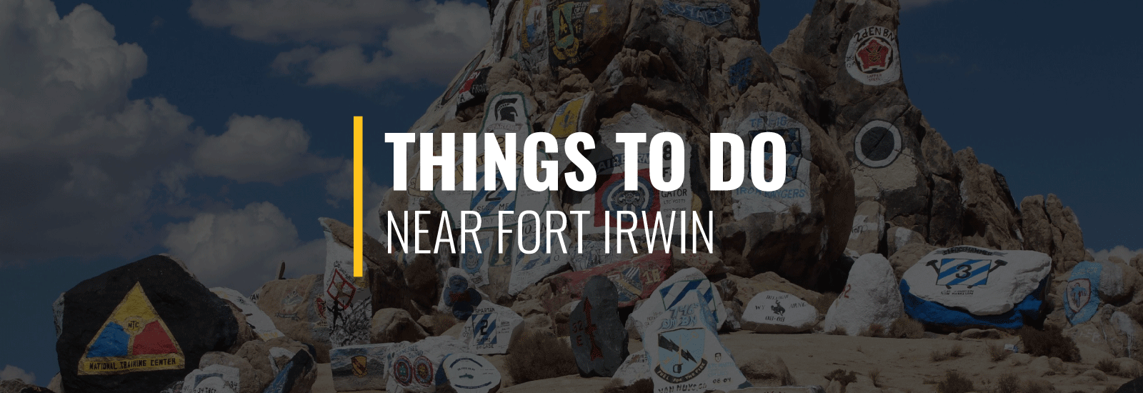 Fort Irwin Things to Do