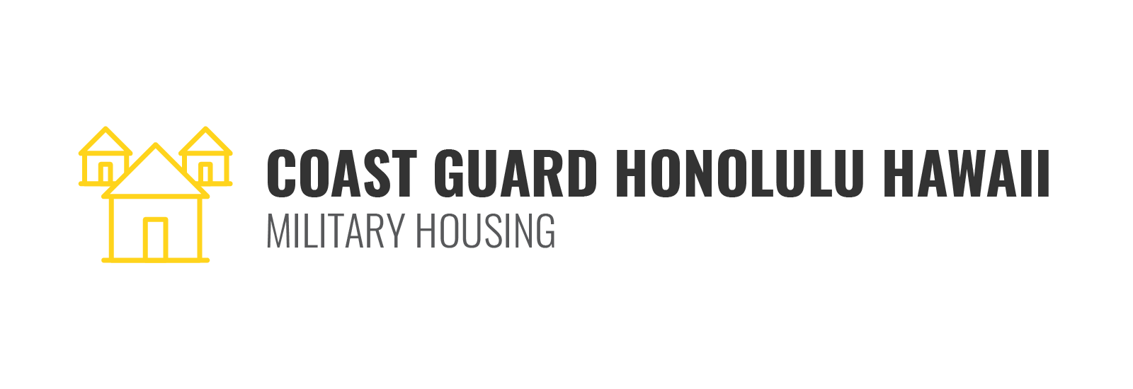 Military Housing for the Coast Guard in Honolulu, Hawaii