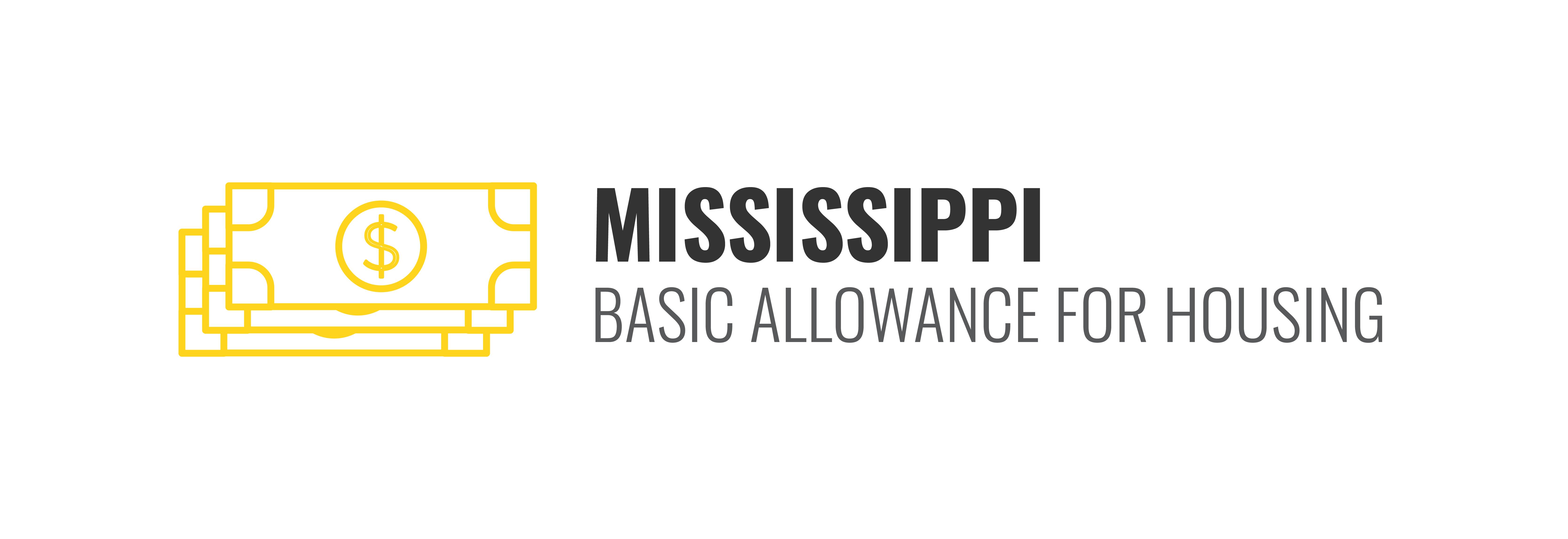 Mississippi BAH