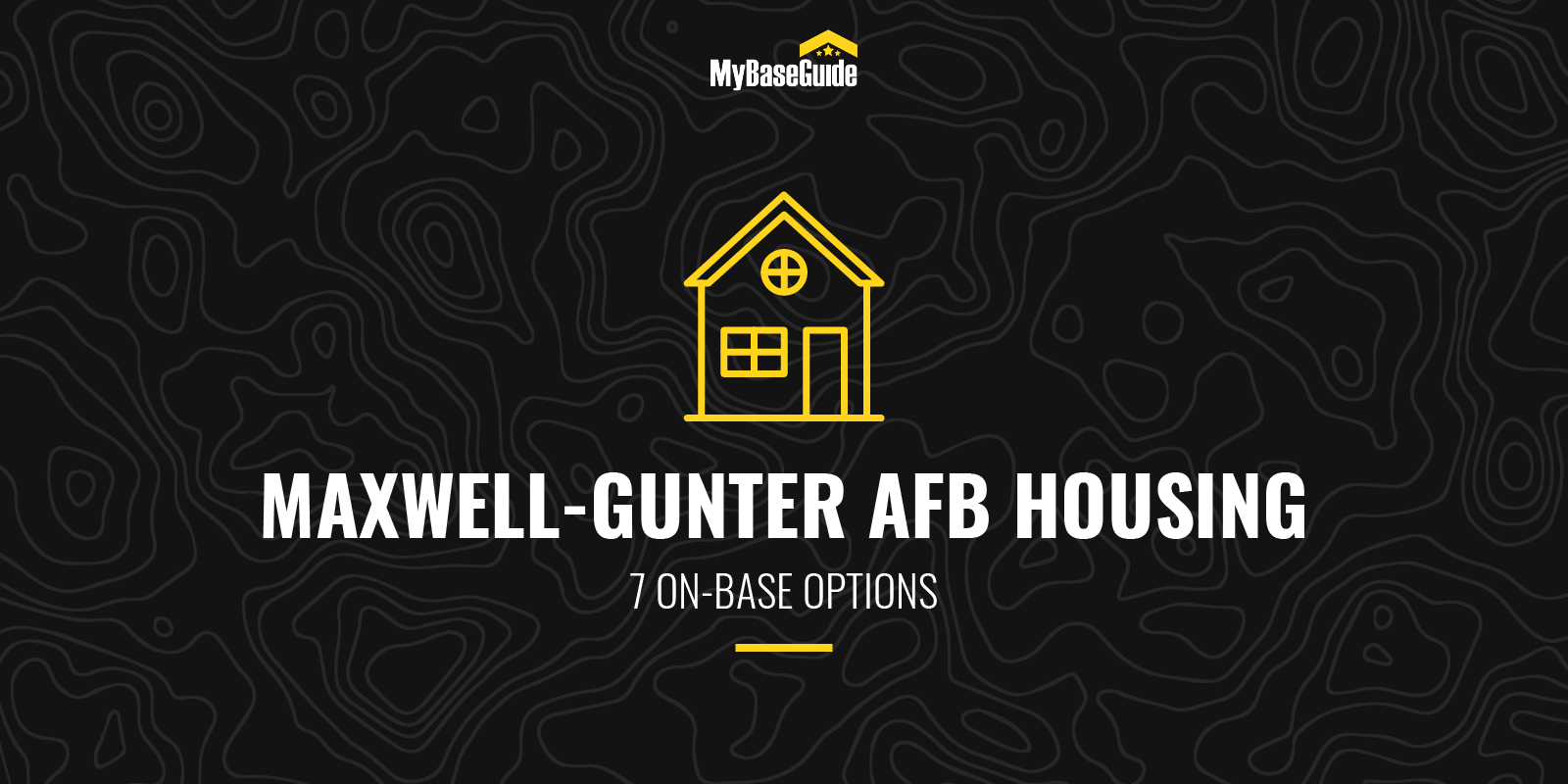 Maxwell-Gunter AFB Housing: 7 On-Base Options