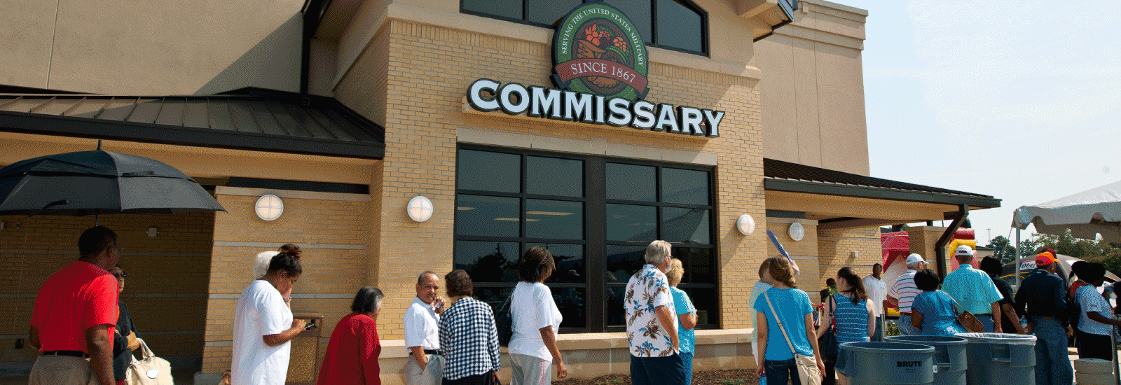 Maxwell AFB Commissary