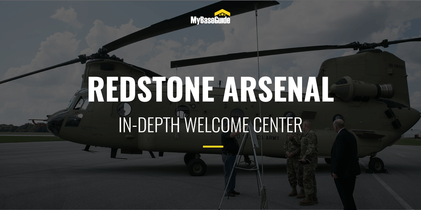 Redstone Arsenal: In-Depth Welcome Center
