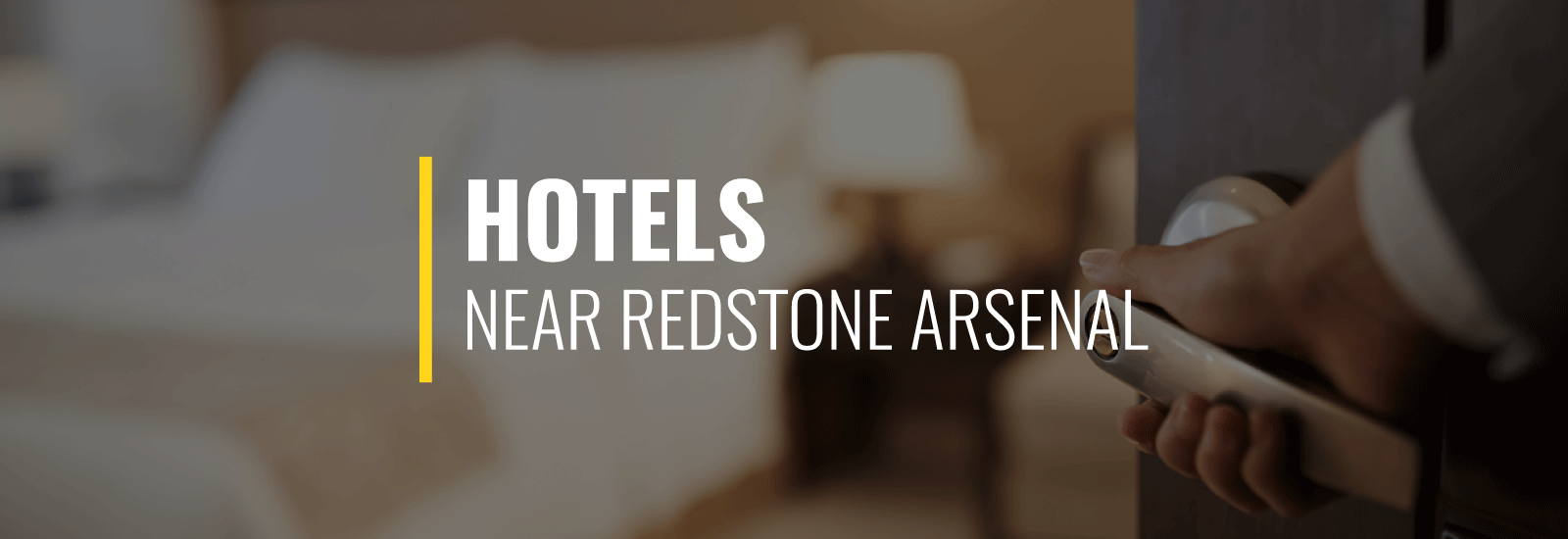 Redstone Arsenal Hotels