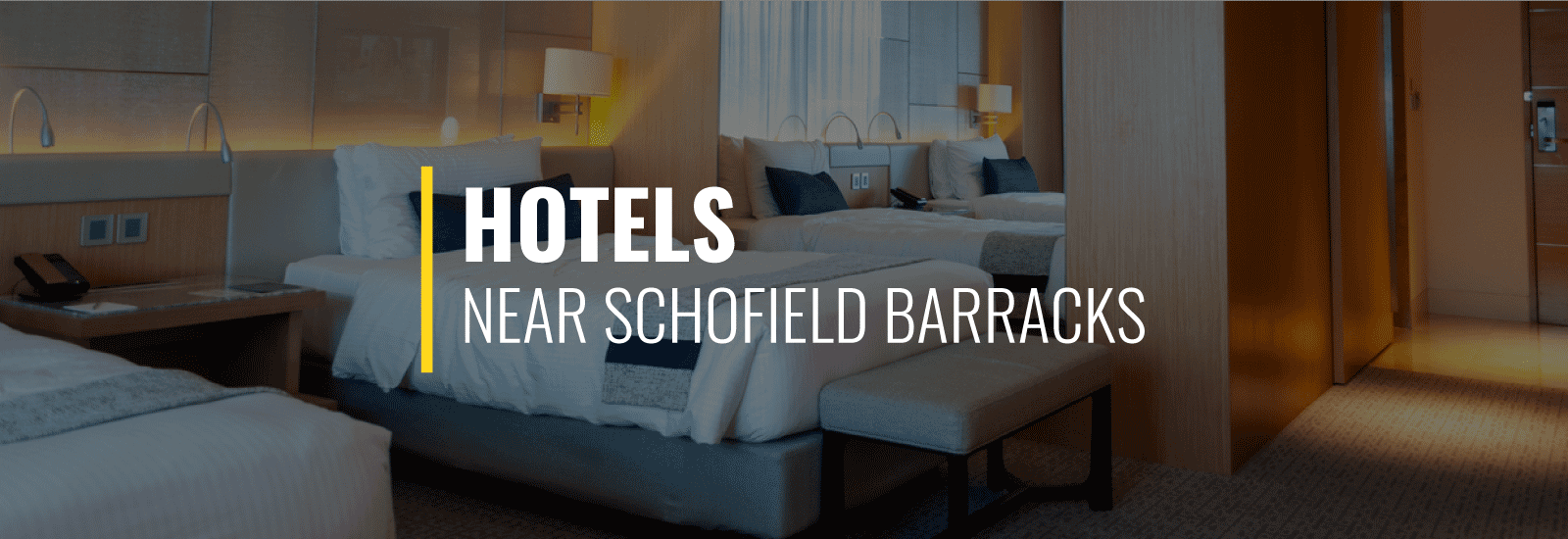Schofield Barracks Hotels
