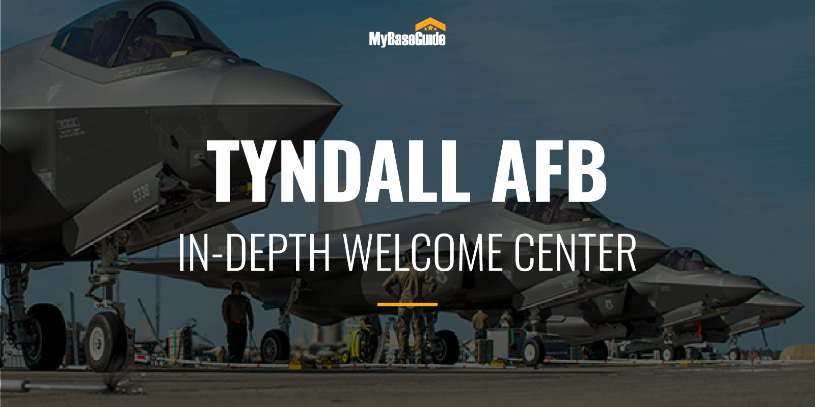 Tyndall Air Force Base: In-Depth Welcome Center