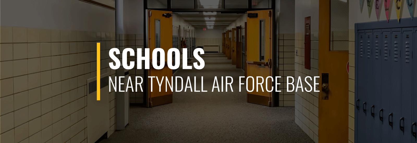 Tyndall AFB Schools