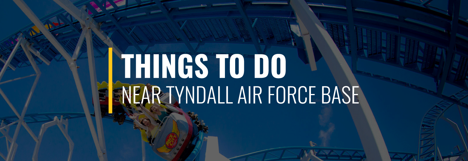 Things to Do Near Tyndall AFB