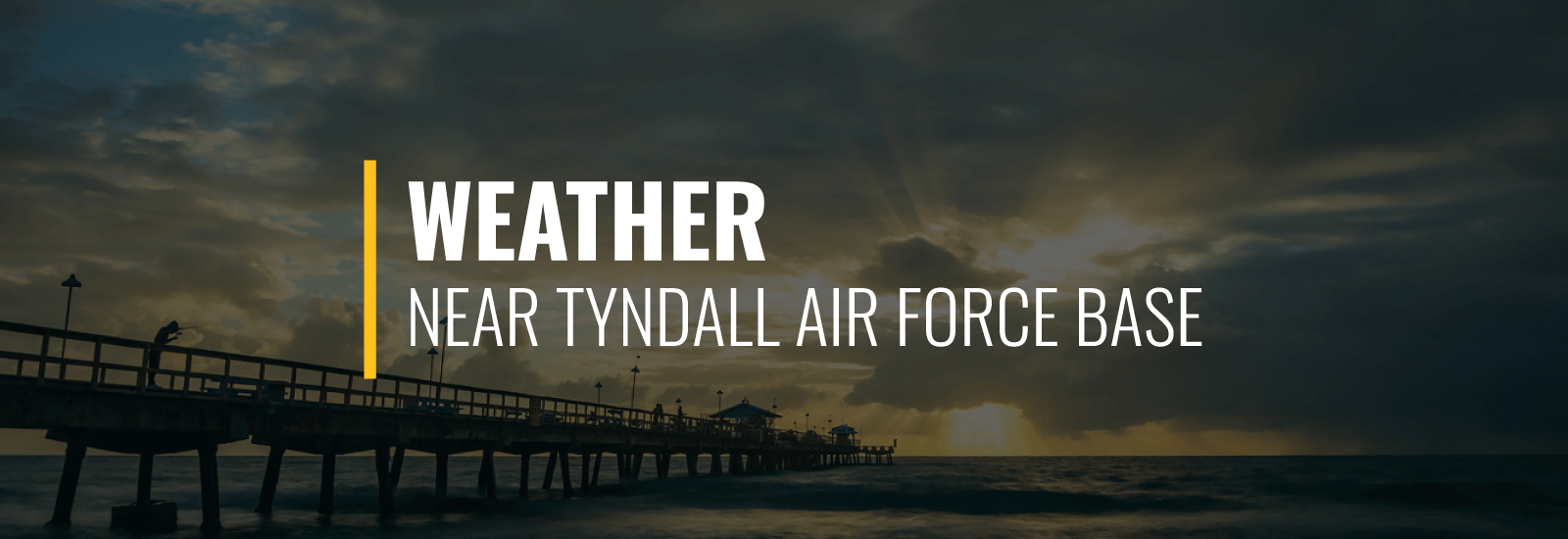 Tyndall AFB Weather