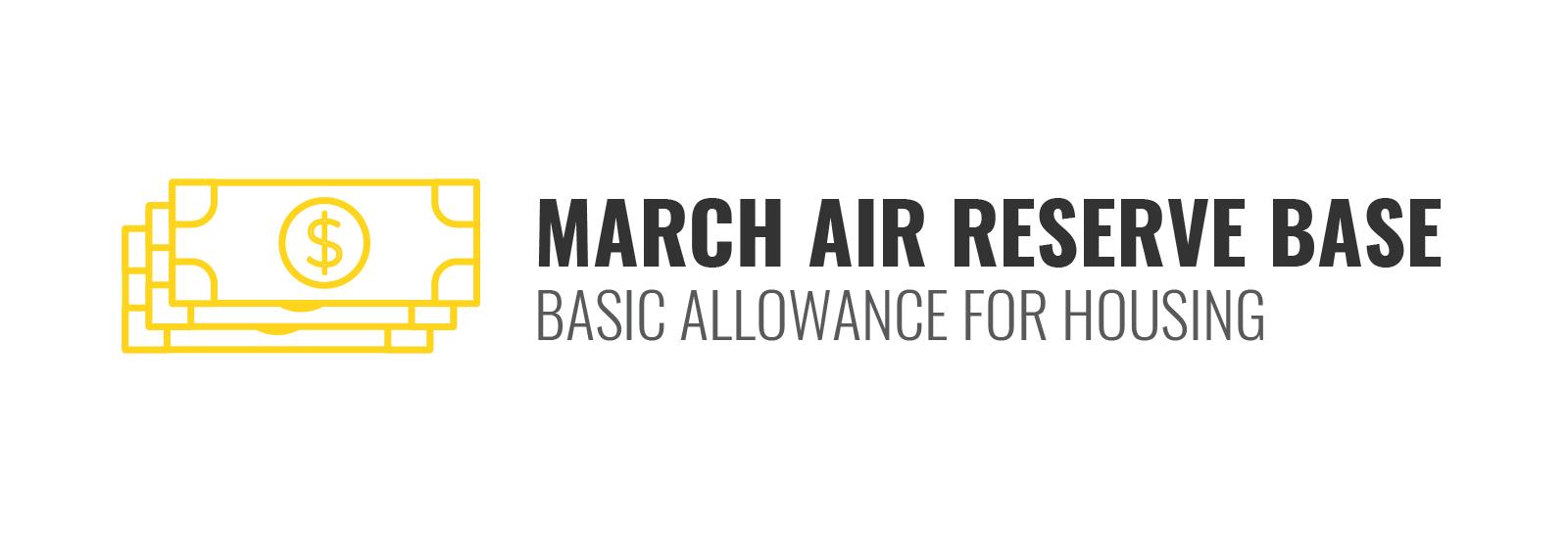 March Air Reserve Base BAH