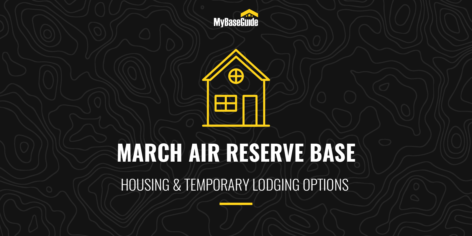 March Air Reserve Base Housing & Temporary Lodging Options