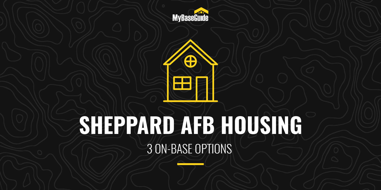 Sheppard AFB Housing: 3 On-Base Options