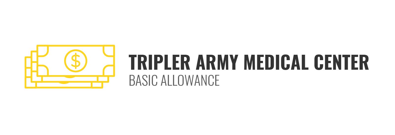 Tripler Army BAH