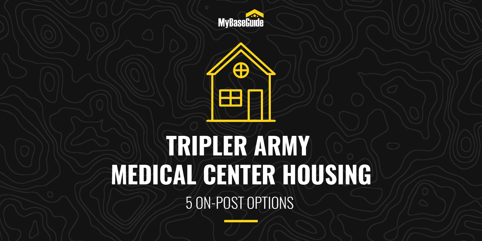Tripler Army Medical Center Housing: 5 On-Post Options
