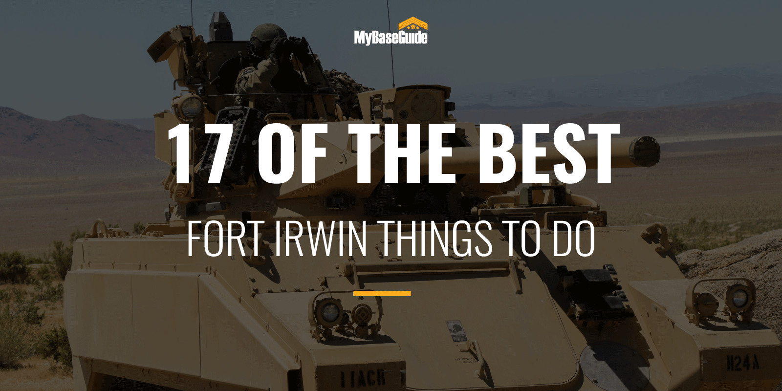 17 Of the Best Fort Irwin Things to Do