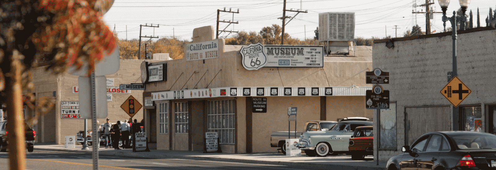 Museums and Culture Near Fort Irwin