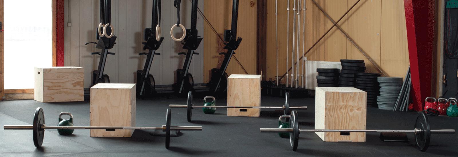 Maxwell AFB Gym