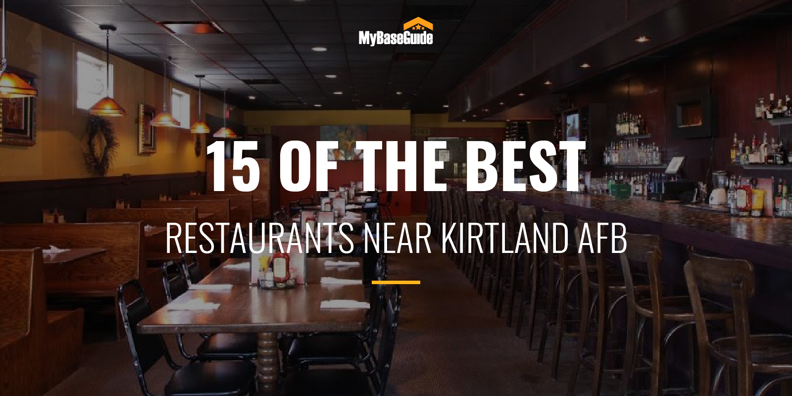 15 of the Best Restaurants Near Kirtland AFB