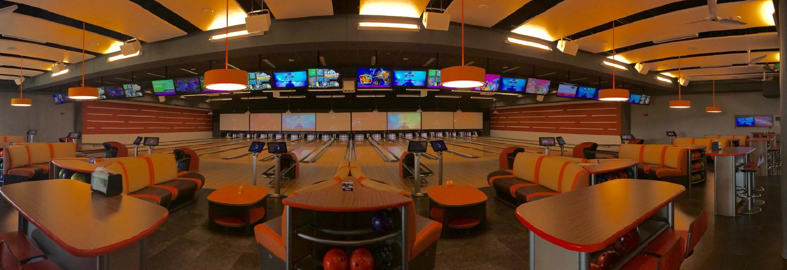 Whiteman AFB Bowling Alley