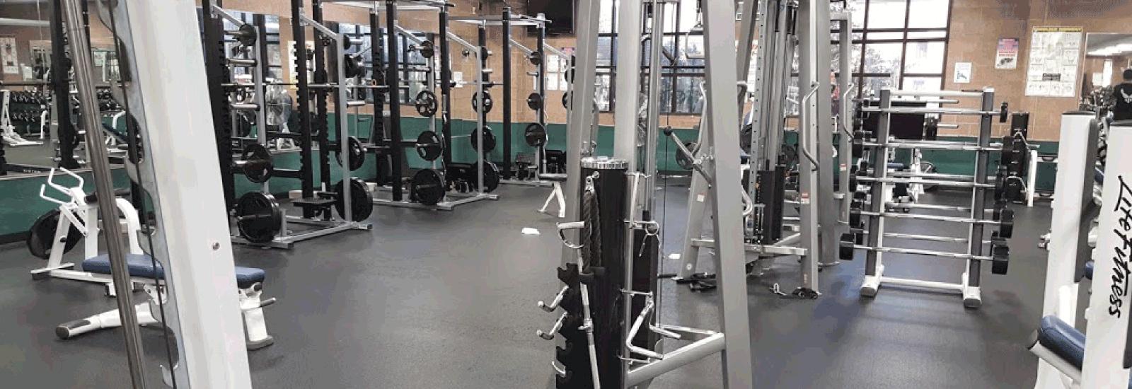 Sheppard AFB Gym