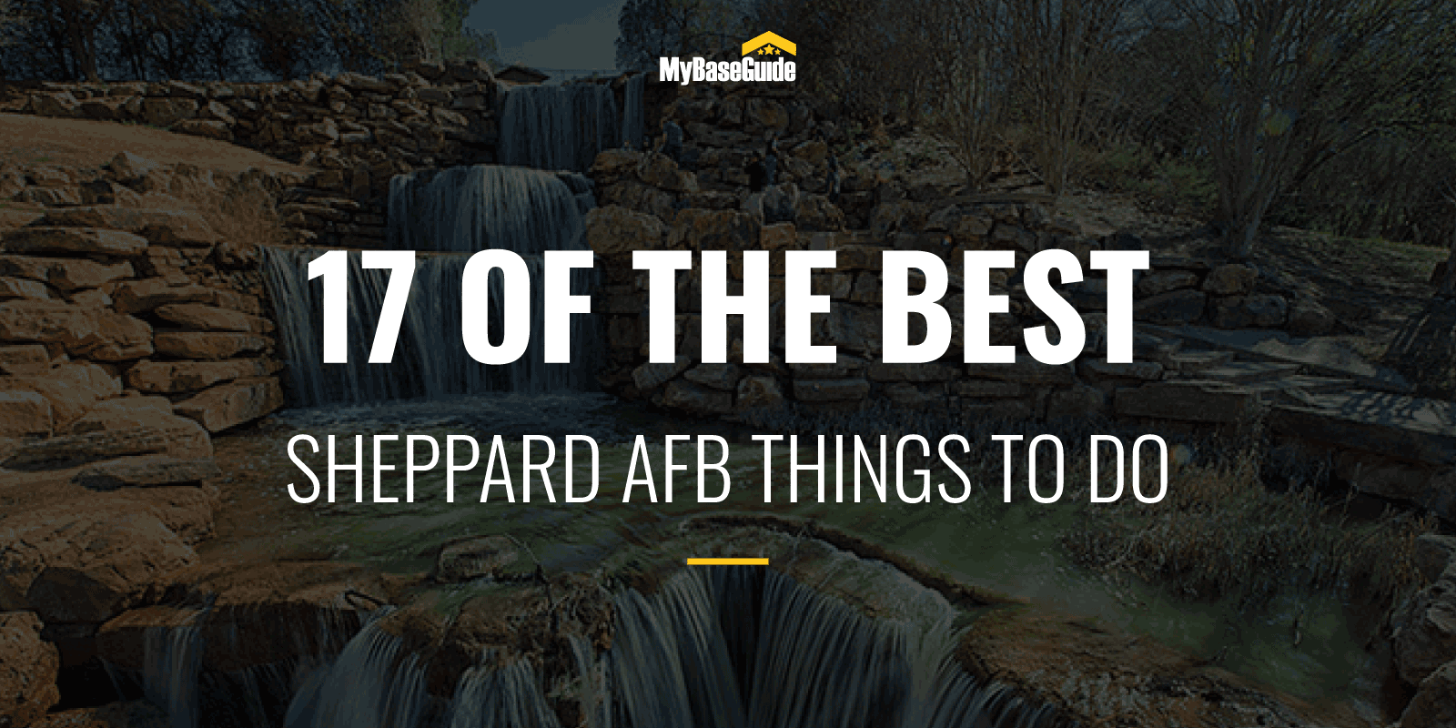 17 Of the Best Sheppard AFB Things to Do