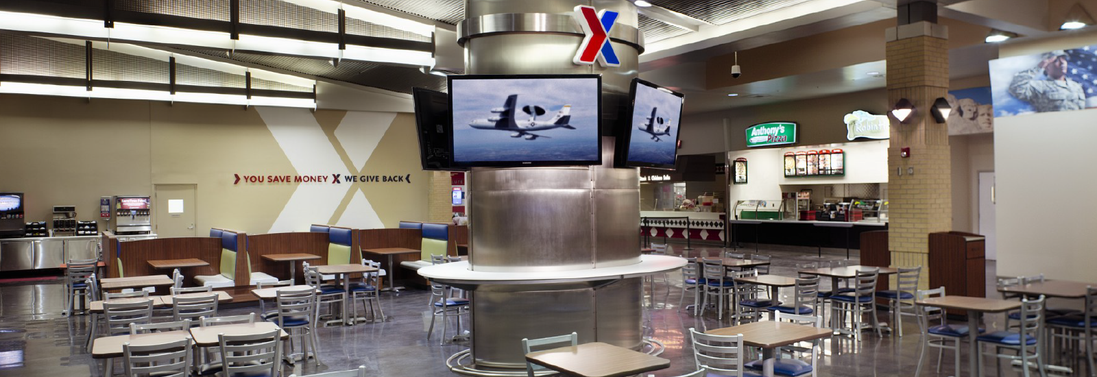 Tinker AFB Food Court