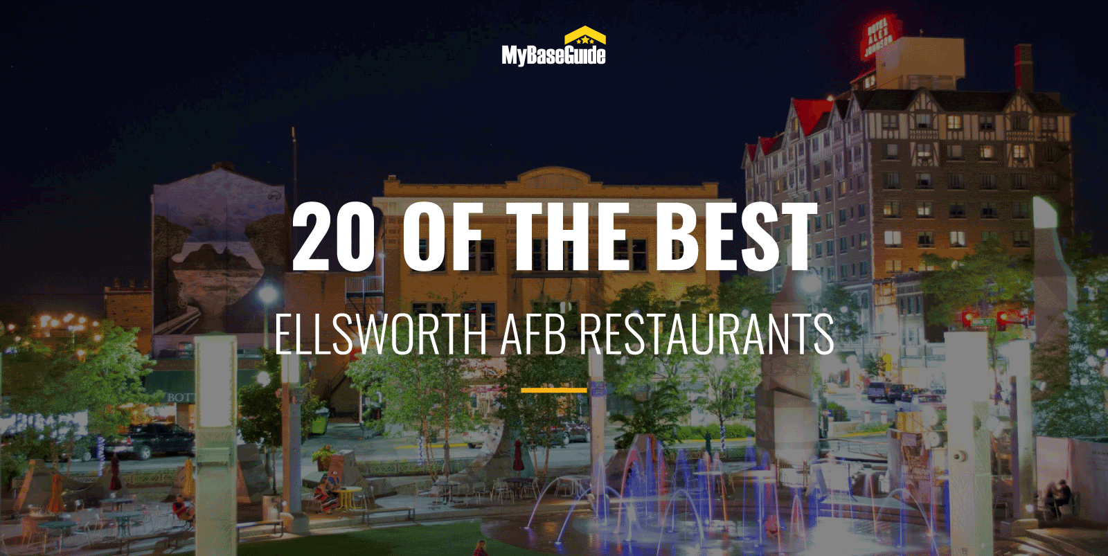 20 of the Best Ellsworth AFB Restaurants