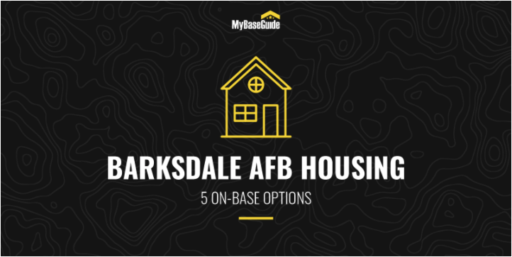Barksdale AFB Housing: 5 On-Base Options