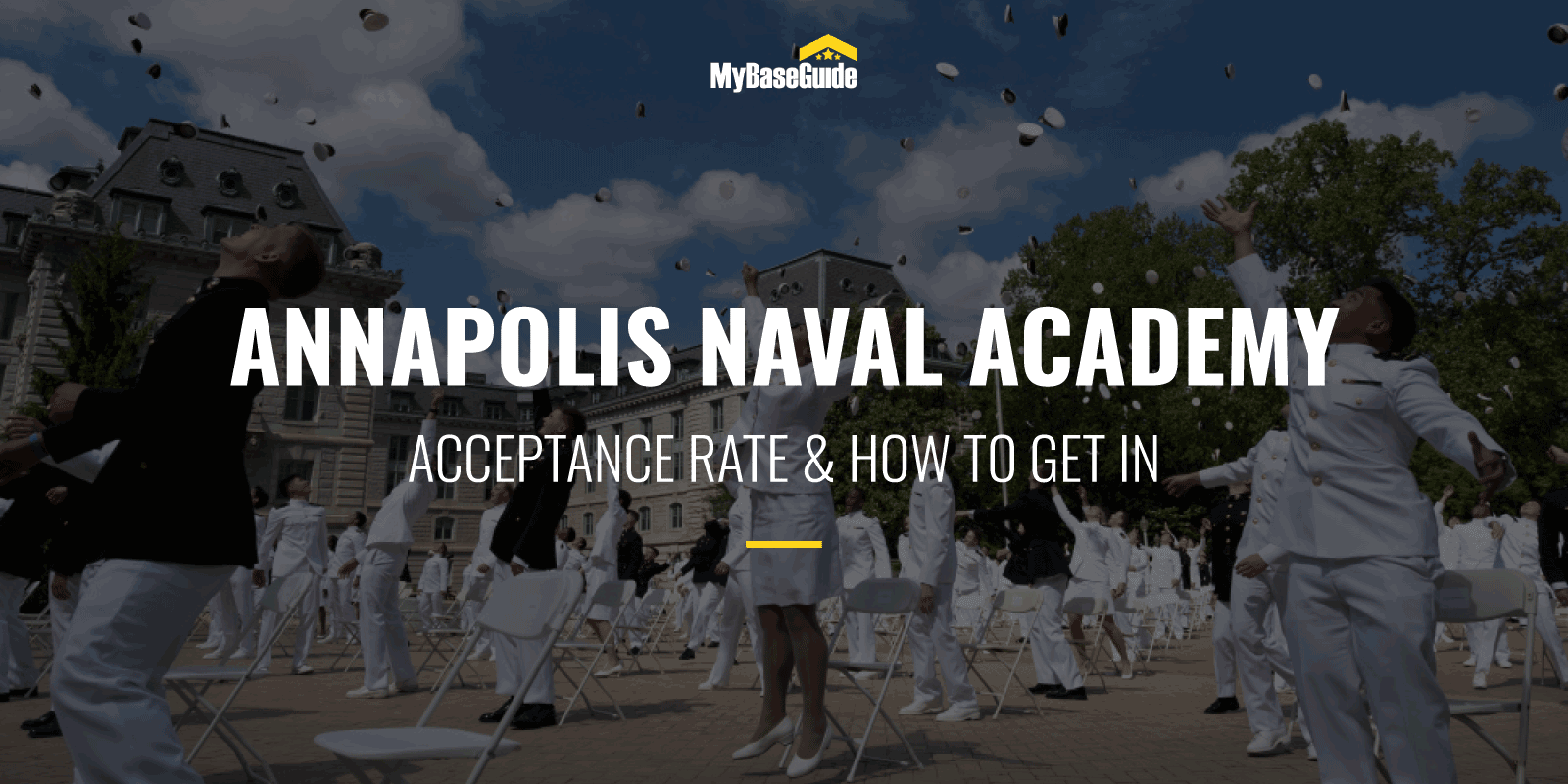 Annapolis Naval Academy Acceptance Rate & How to Get in